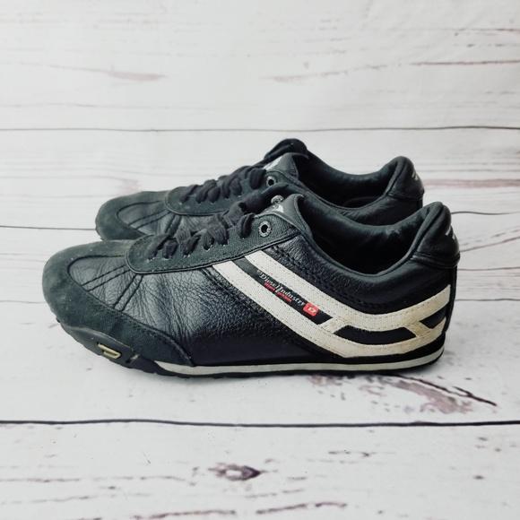 Diesel Runaway Black Fashion Sneakers 65